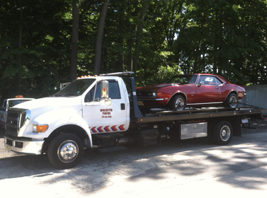 Towing service worcester ma