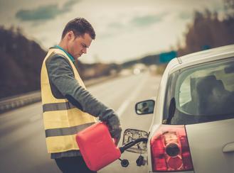 Fuel Delivery Roadside Assistance